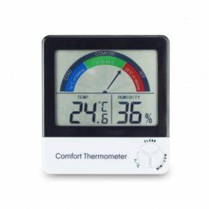 Zidni termohigrometar Comfort, 810-135